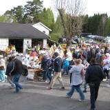 Auksjon og loppemarked i mai