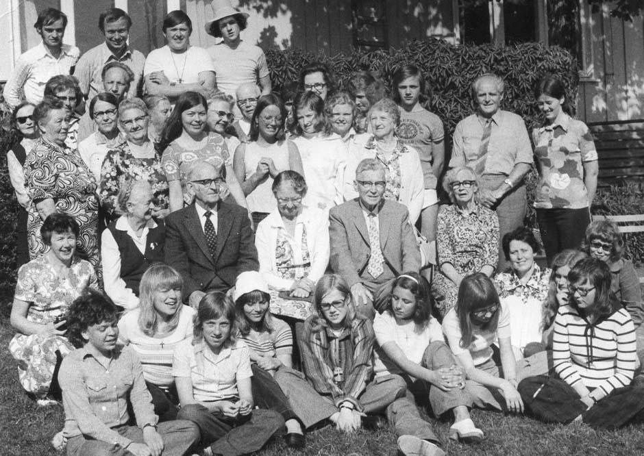 1972 73 Generasjonsleir