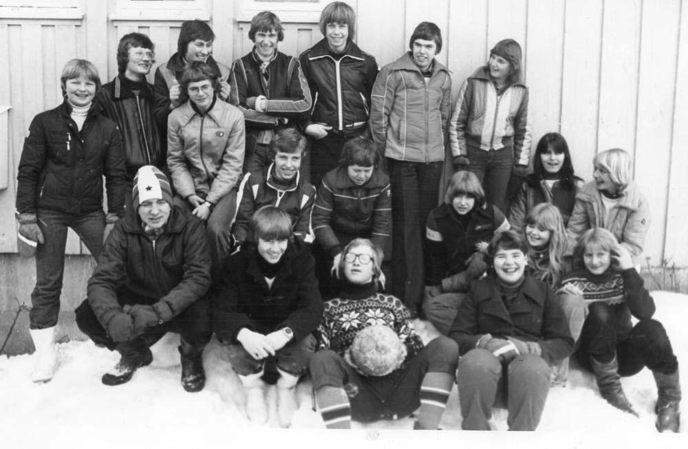 1974 ca Tenleir gruppebilde