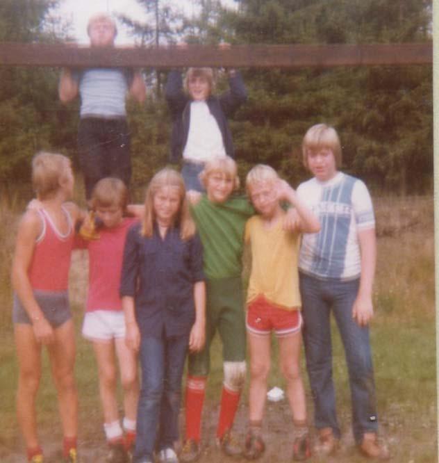1979 sommerleir b