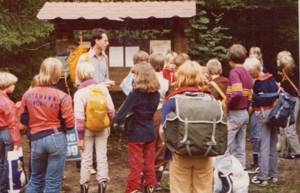 1980 Langleir Tur til Sølvstufoss