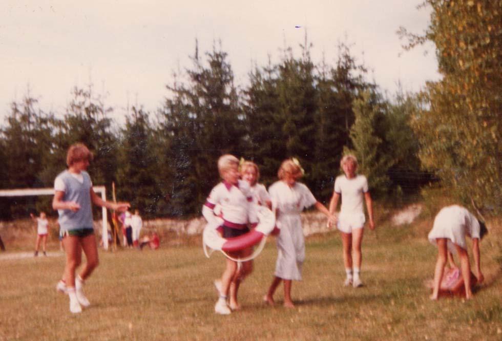 1981 Langleir Fotballturnering