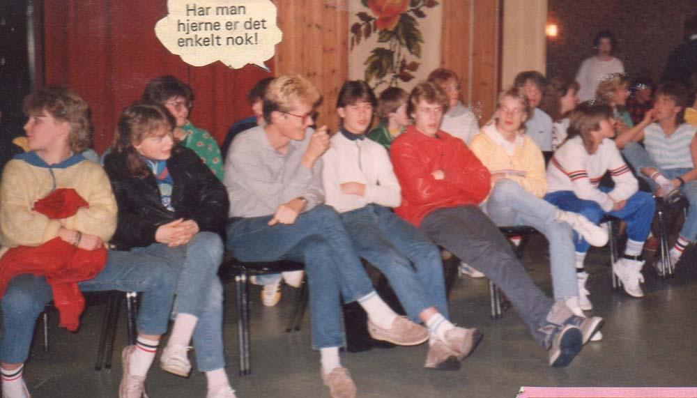 1985 Påskeleir