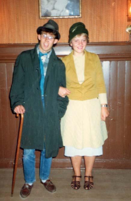 1986 Ungdomsleir Jorunn og Eirik