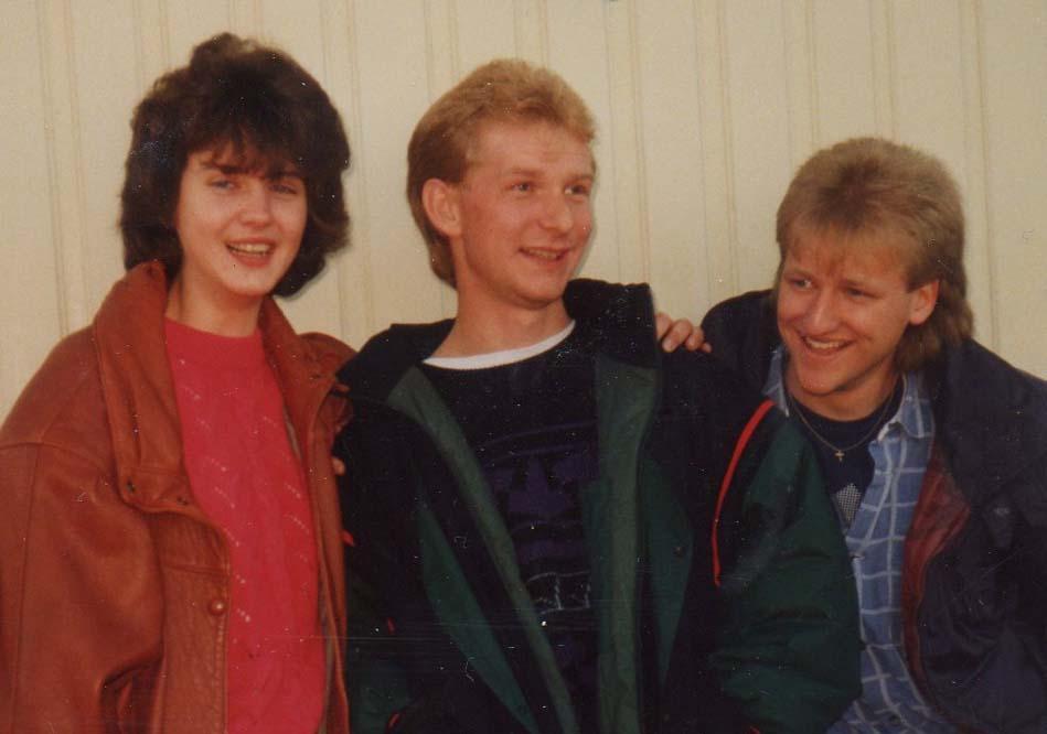 1989 Anita, Øyvind og Morten
