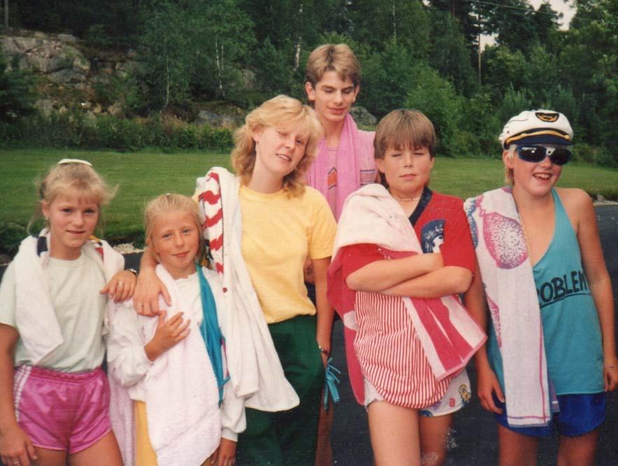 1989 Sommerleir b