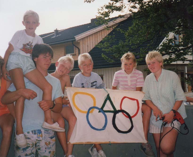 1989 Sommerleir