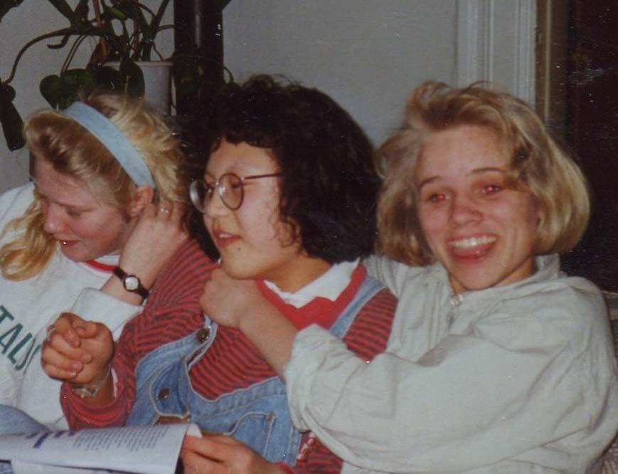 1989 Tentreff Linda Elin og Elin