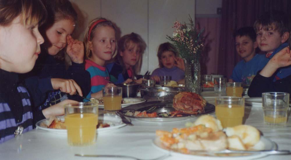 1990 barneleir