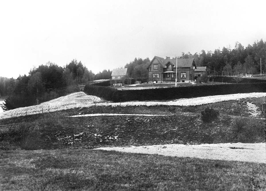 Carl Lindemanns bolig fra 1917