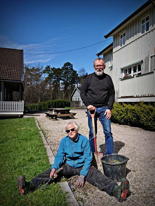 Ulla Britt og Bjørn