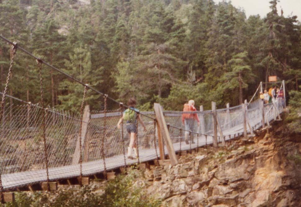 1980 Langleir Tur til Sølvstufoss c