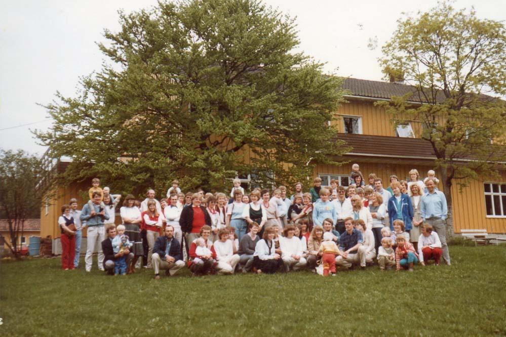 1984 Gjensynstreff