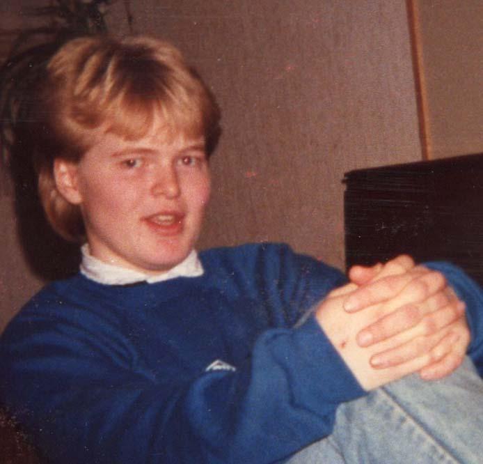 1984 kjøkkenhjelp Eva