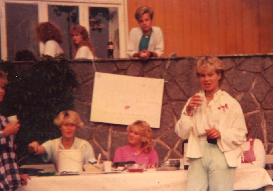 1985 Sommerleir