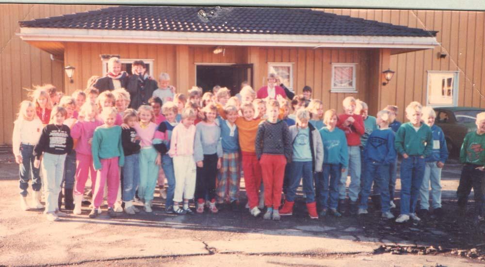 1986 Høstweekend