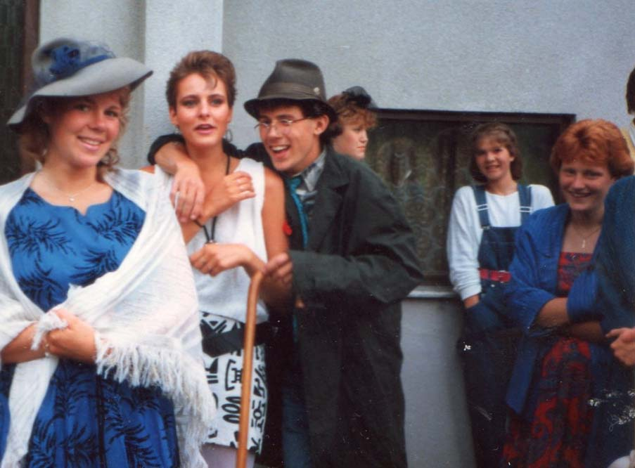 1986 Ungdomsleir gjester