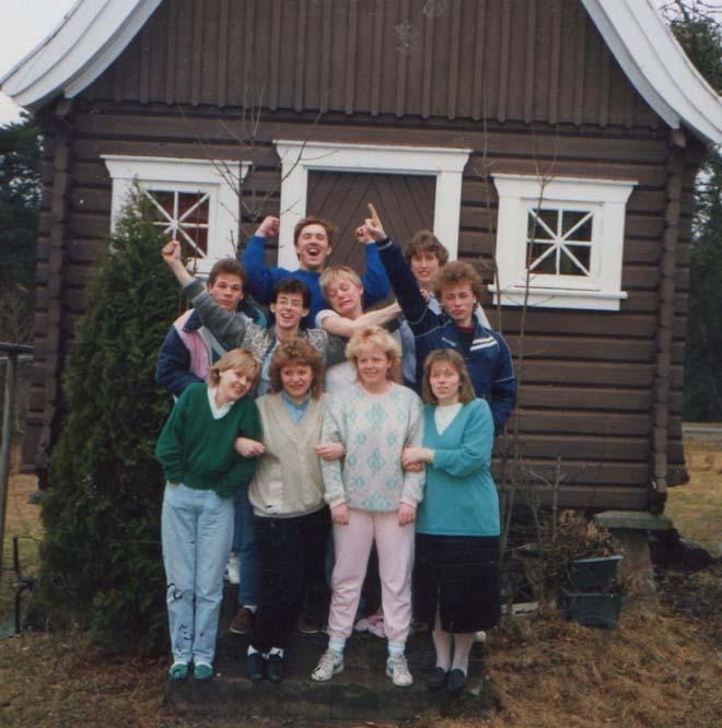 1986 Ungdomsleir ledergjengen
