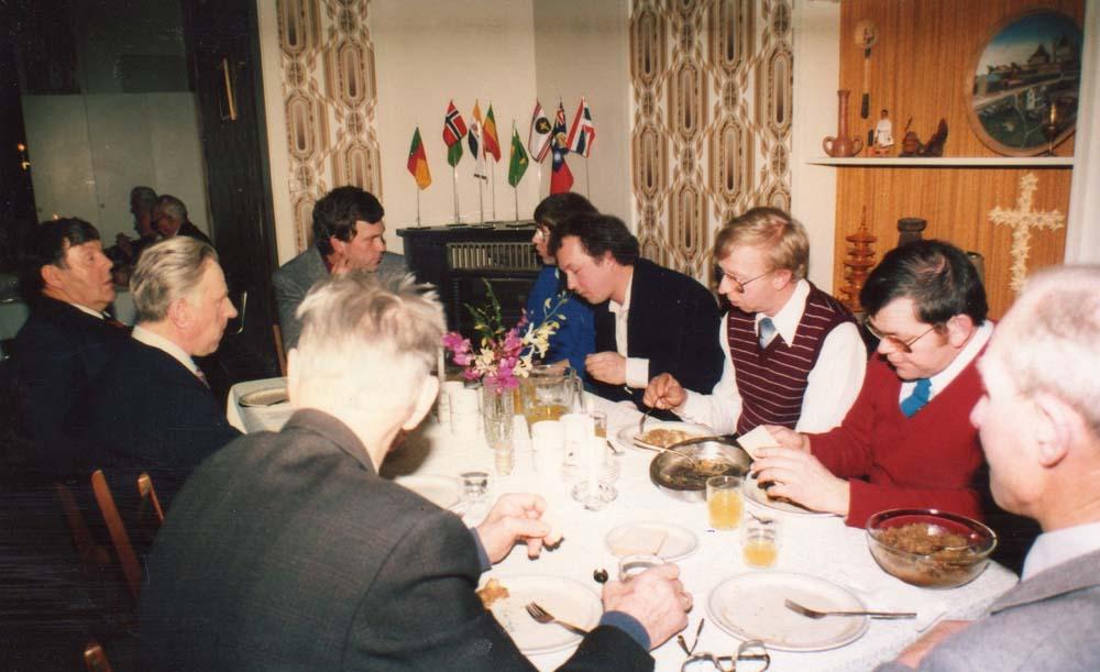1987 Mannsmøte Spisesalen b