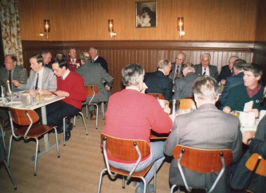 1987 Mannsmøte Spisesalen