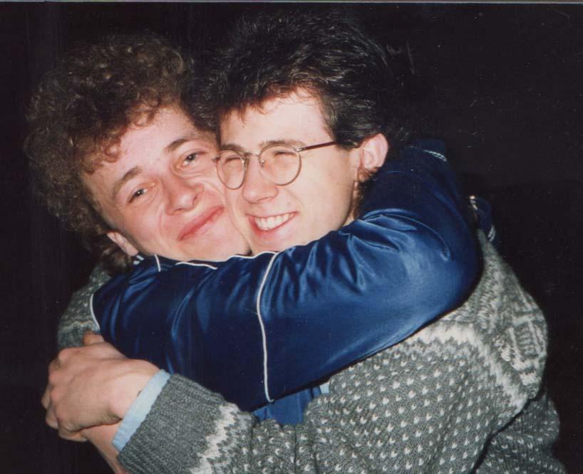 1987 Påskeleir Anders og Eirik