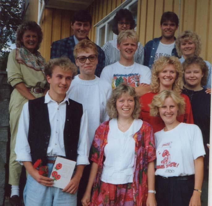 1990 20årsjub Tidl ettåringer