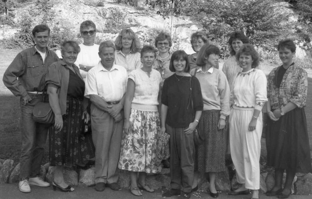 1990 20 års jub Delt fra 1 leir